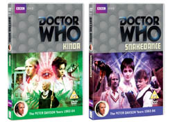 DOCTOR WHO BBC DVD MARA TALES