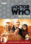 DOCTOR WHO - THE AZTECS Special Edition DVD 2013 cover