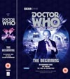 DOCTOR WHO -THE BEGINING DVD BOXSET