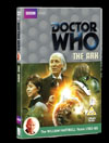 BBC DVD THE ARK DOCTOR WHO DVD cover