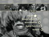 BBC DVD DOCTOR WHO THE ARK graphic menu Monoid