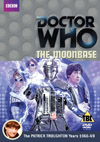 DOCTOR WHO THE MOONBASE DVD cover 2014
