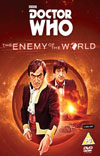 DOCTOR WHO THE ENEMY OF THE WORLD DVD cover from BBC WORLDWIDE