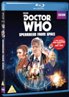 Blu-ray DOCTOR WHO SPEARHEAD FROM SPACE (2013) BBC DVD