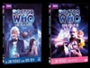DOCTOR WHO TERROR OF THE AUTONS PLANET OF THE SPIDERS DVD COVER