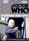 DOCTOR WHO SPEARHEAD FROM SPACE 2001 COVER