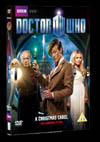 BBC DVD DOCTOR WHO A CHRISTMAS CAROL cover