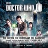 DOCTOR WHO THE DOCTOR, THE WIDOW AND THE WARDROBE and THE SNOWMEN OST cover