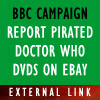 TELL THE BBC ABOUT PURATED DVDS and other products you've seen on eBay