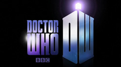 DOCTOR WHO SERIES 5 - Matt Smith - Spring 2010 - Logo