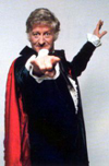 Jon Pertwee's Doctor is the style for Capaldi's Doctor