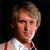 Peter Davison is the Fifth Doctor (1982-84)