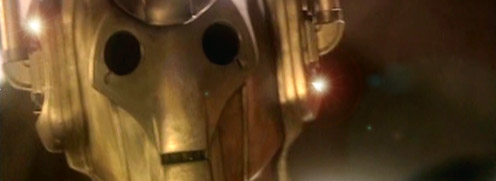 DOCTOR WHO - DAVID TENNANT - SERIES 2 - RISE OF THE CYBERMEN