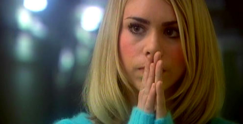 DOCTOR WHO - Episode 12 - ARMY OF GHOSTS - David Tennant and Billie Piper