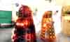 DOCTOR WHO - DOOMSDAY - The Dalek armed against the Cybermen