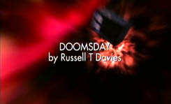 DOOMSDAY - By Russell T Davies