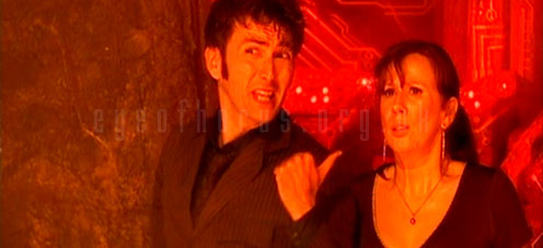 (C) DOCTOR WHO - DAVID TENNANT and CATHERINE TATE