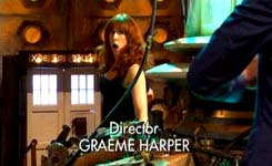 DOCTOR WHO - PLANET OF THE OOD - GRAEME HARPER (Director)