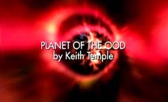 DOCTOR WHO - PLANET OF THE OOD - KEITH TEMPLE (Writer)