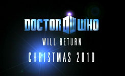 DOCTOR WHO A CHRISTMAS CAROL PREVIEW