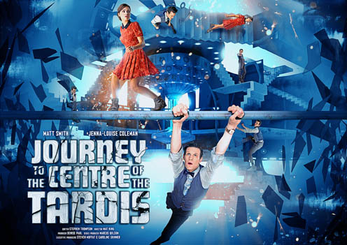 Doctor Who Series Seven Episode 10 JourneyTo The Centre Of The TARDIS