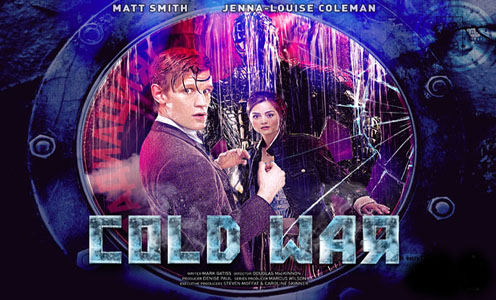 DOCTOR WHO SERIES 7 EPISODE 8 COLD WAR (C) DOCTOR WHO