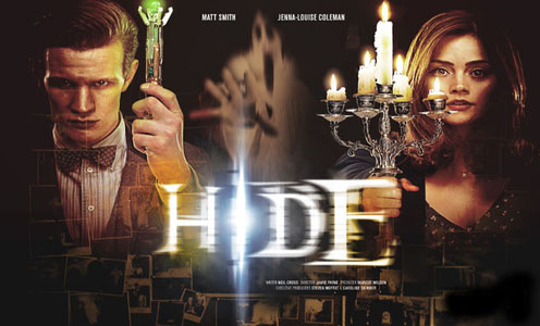DOCTOR WHO SERIES 7 EPISODE 9 Hide (C) DOCTOR WHO