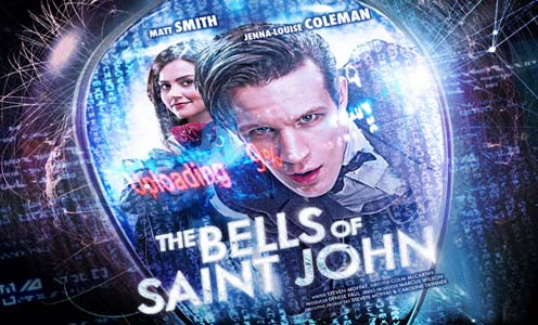 DOCTOR WHO SERIES 7 EPISODE 6 - THE BELLS OF SAINT JOHN (C) DOCTOR WHO