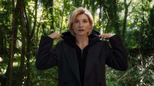 DOCTOR WHO Jodie Whittaker is the 13th Doctor