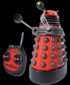 RED DRONE DALEK from BOOTS.COM