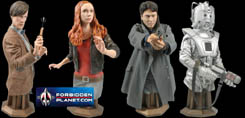 DOCTOR WHO MASX-BUST FIGURES from FORBIDDEN PLANET